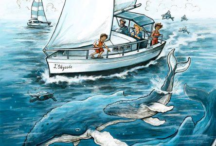 La Côte-Nord dans un roman