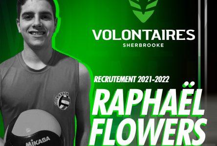 Raphaël Flowers passe en division 1