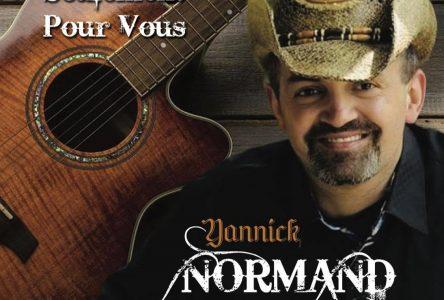Yannick Normand s'offre un cadeau pour ses 50 ans