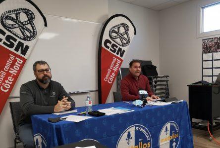 Les syndicats dénoncent le projet de loi sur la sécurité