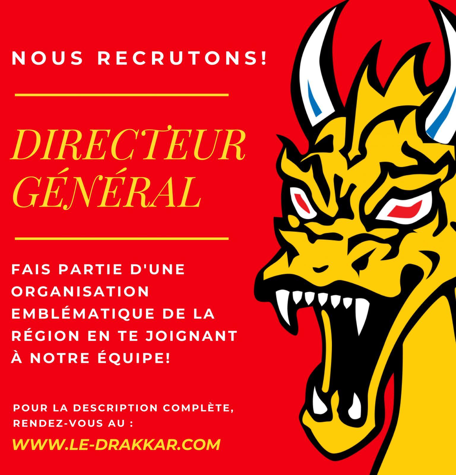 Logo de Directeur général