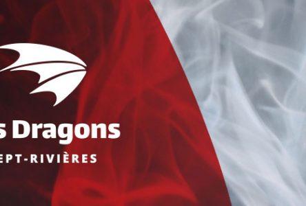 Le concours les Dragons Sept-Rivières est de retour cette année