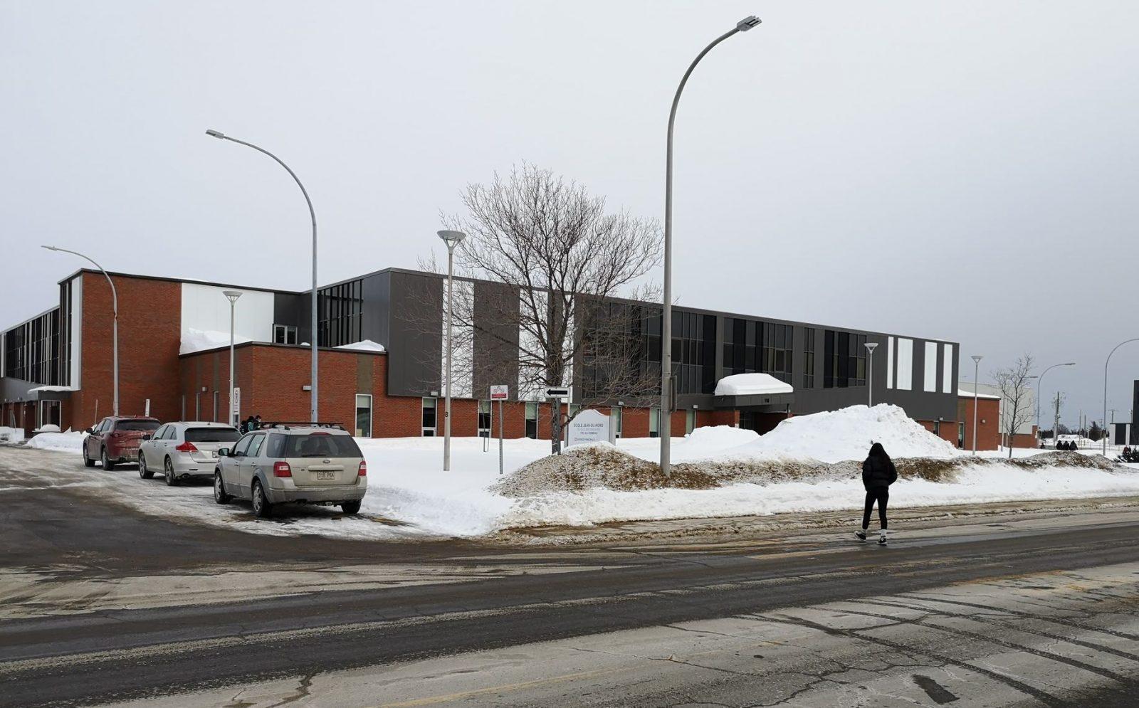 COVID-19 : un autre cas confirmé à l'école Jean-du-Nord