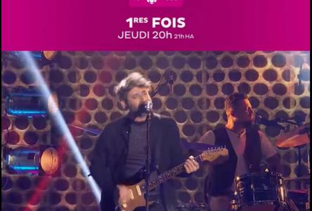 1res fois : Louis-Jean Cormier retrouve Cinq up!, 25 ans plus tard!