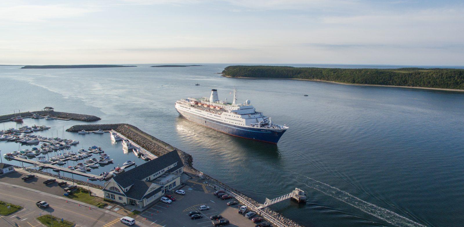 Une nouvelle vision à développer pour le port d'Havre-Saint-Pierre