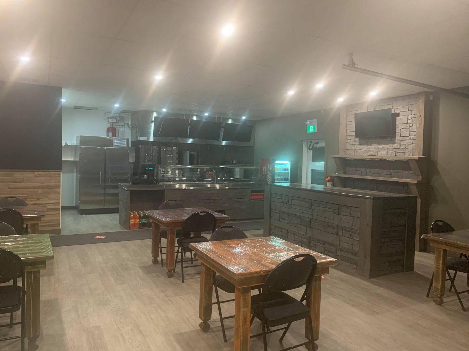 Un nouveau restaurant ouvre ses portes à Sept-Îles