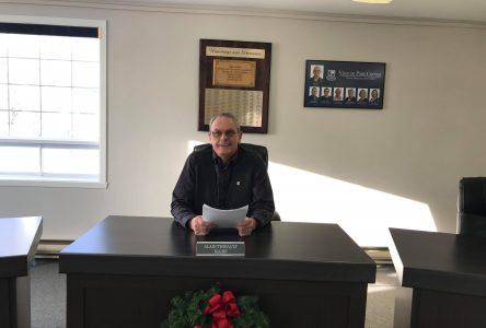 Alain Thibault sollicitera un deuxième mandat à la mairie de Port-Cartier