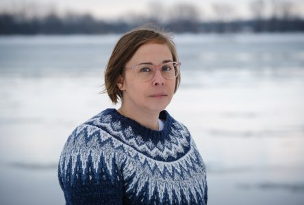 Noémie Pomerleau-Cloutier lance <i>La patience du lichen</i>