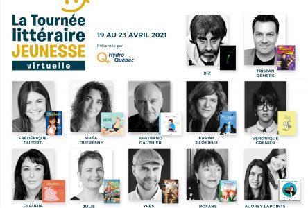 Le Salon du livre de la Côte-Nord propose des rencontres privilégiées aux élèves